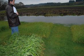 En Galicia el agua no da descanso