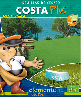 Césped Costa plus