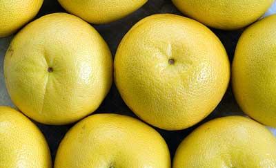 Pomelos amarillos