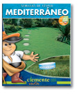 Césped mediterráneo