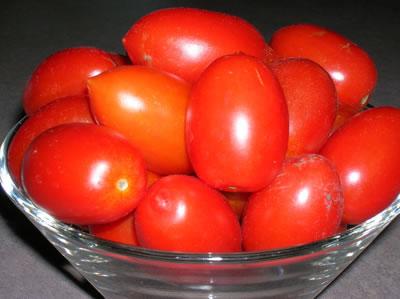 Tomates pera
